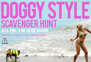 image from doggystylescavengerhunt.eventbrite.com